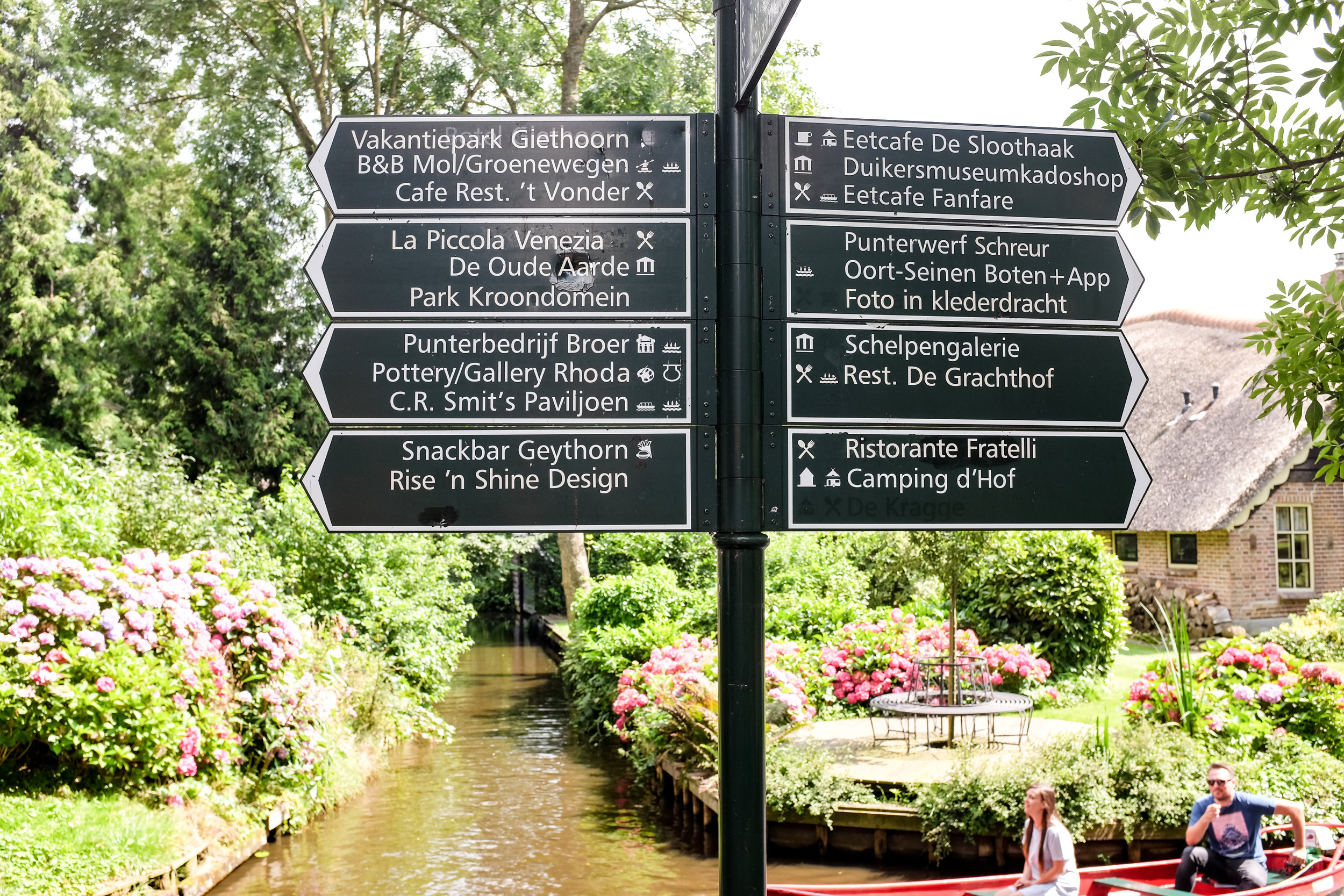 Other things to do in Giethoorn apart from renting the boat