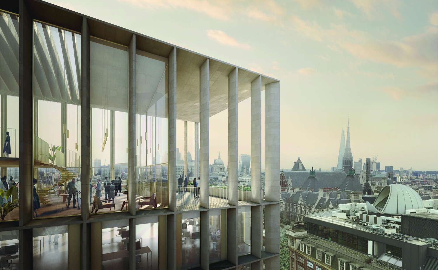 LSE Marshall Building Competition - Paul Marshall Institute