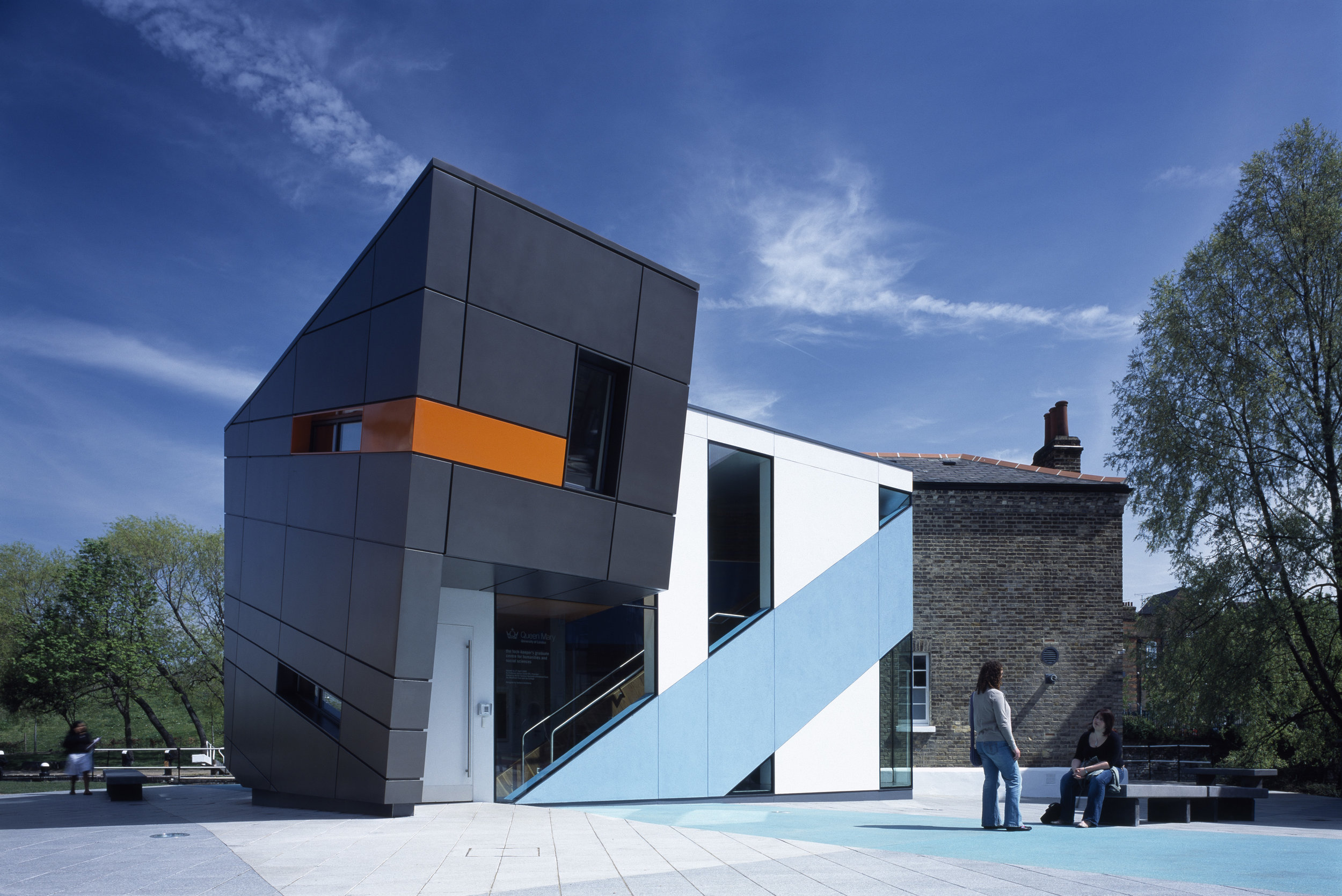 QMUL Lockkeepers Graduate Centre