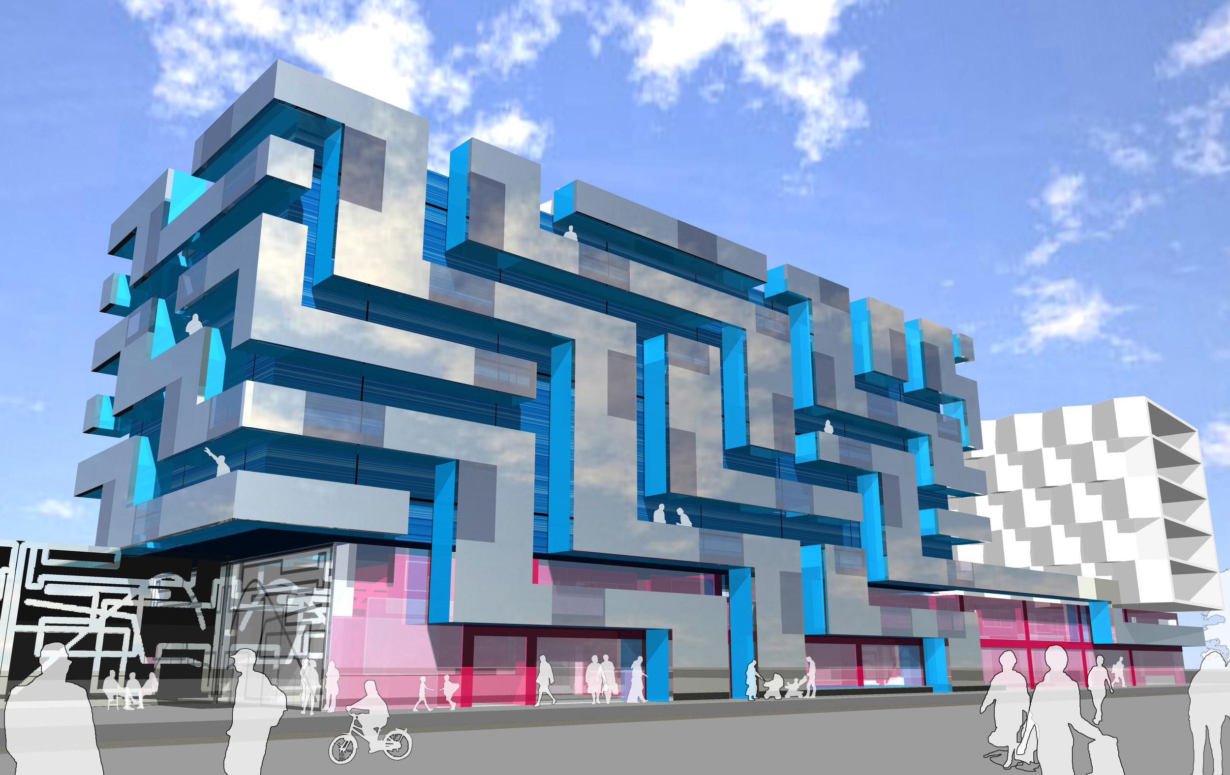 New Islington, Manchester