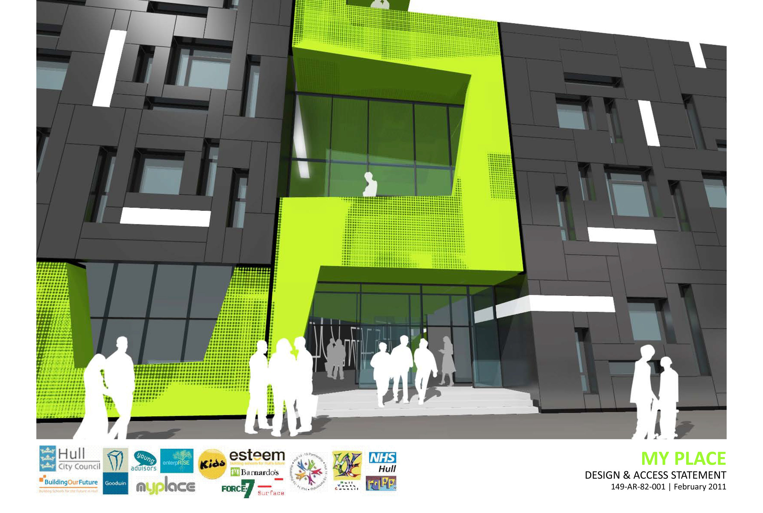 My Place, Hull - Further education + Social centre