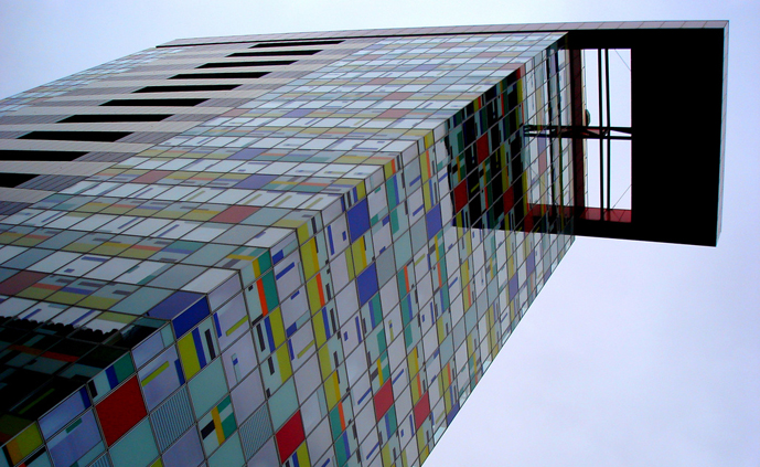 Colorarium Office, Dusseldorf