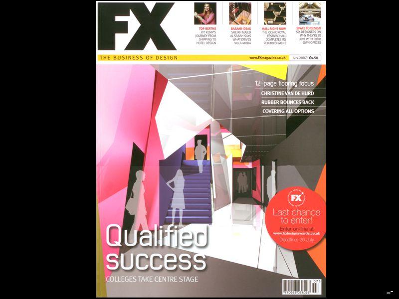 Birkbeck -  FX Magazine