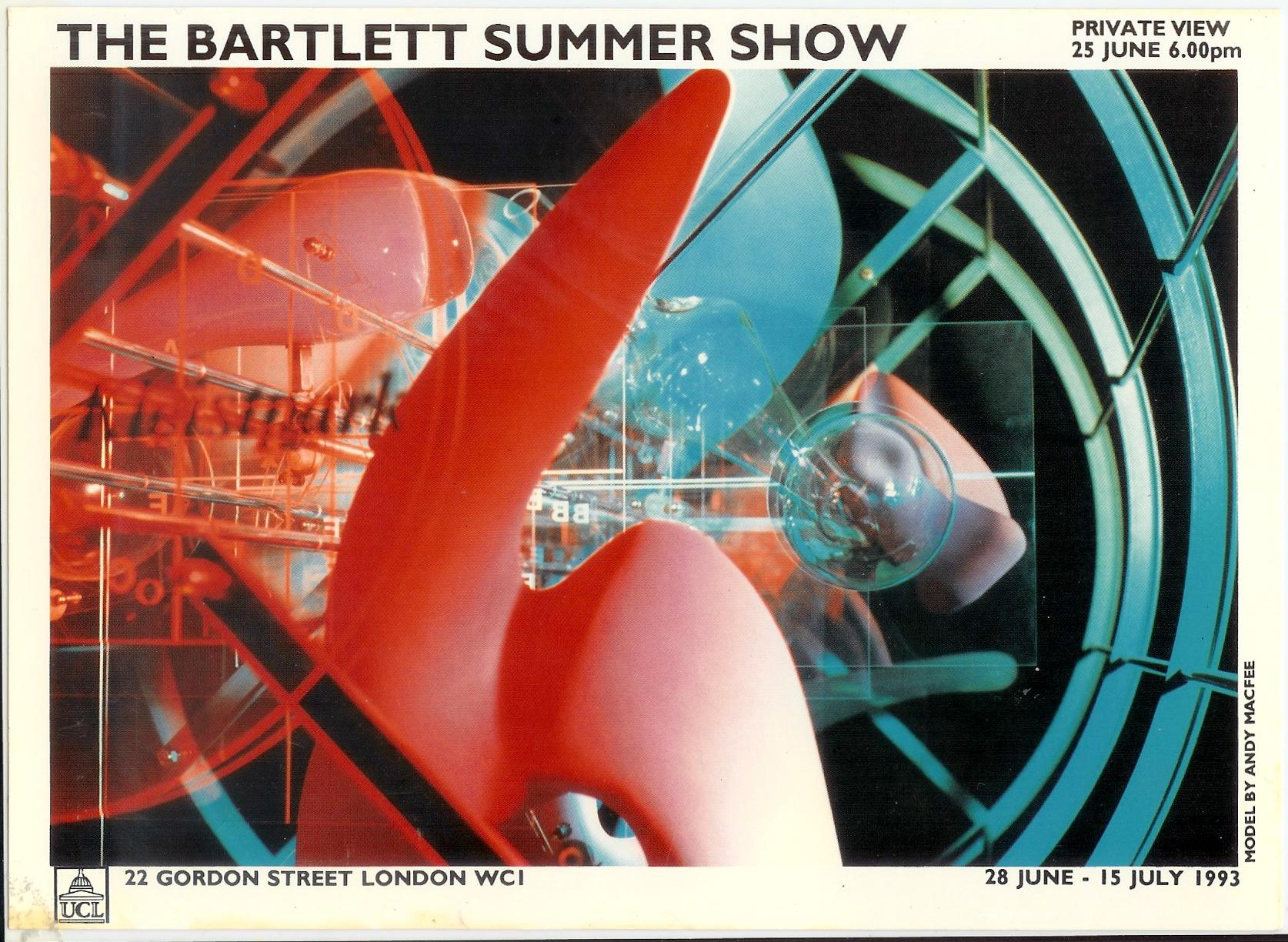 Bartlett Invite - Summer Show