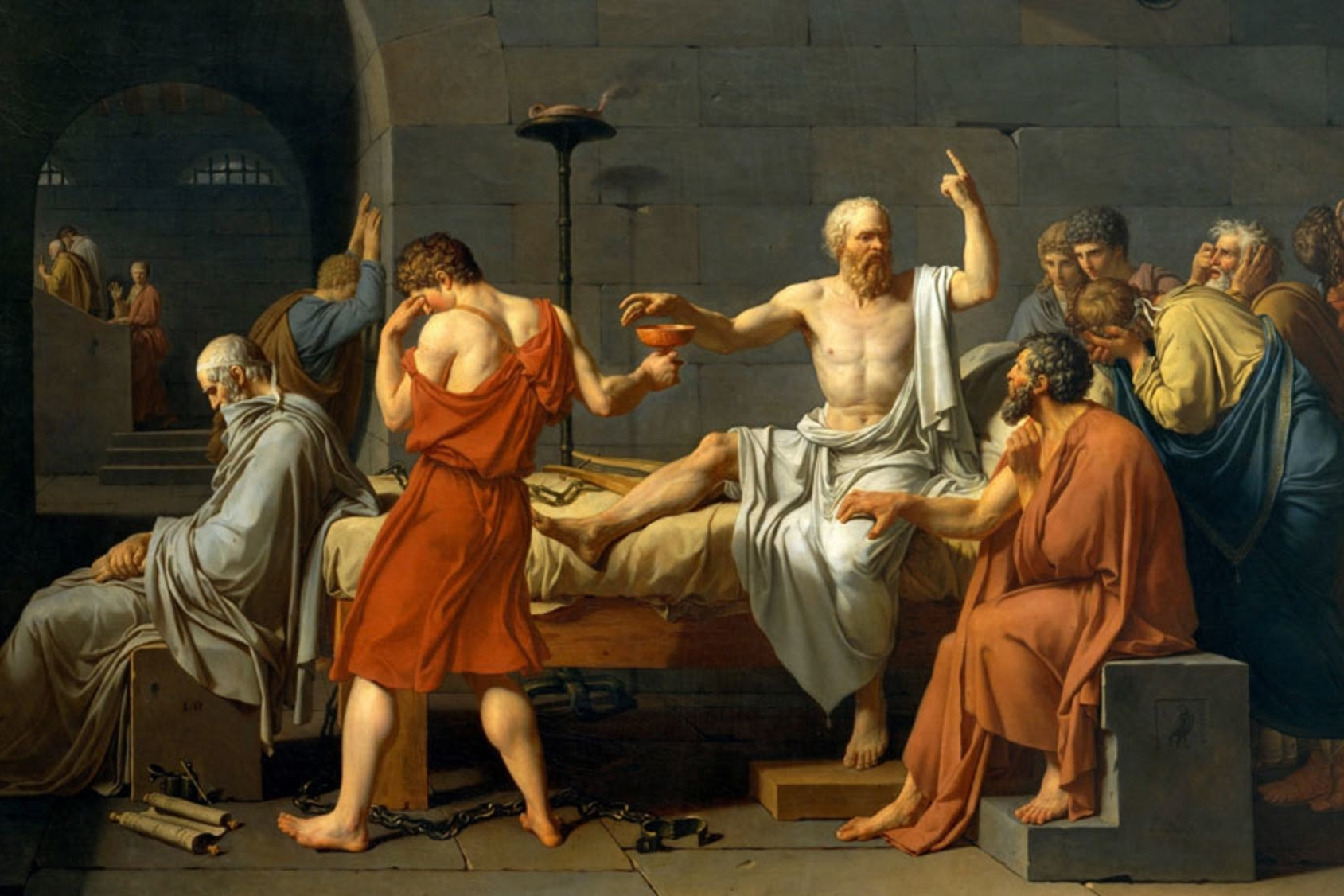 Philosophy 101 - Introduction to PhilosophyJoin class code: 278q6a