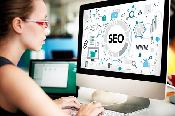 To make sure people can actually find your website, SEO has to be part of it. There is no point in having a gorgeous website that nobody can find.