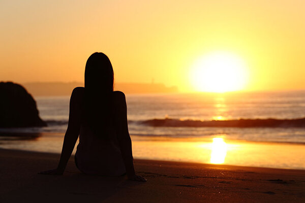 Changes Happen: When you experience big changes in your life, it's important to give yourself space and allow yourself that process to grieve.