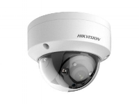 Analog domekamera - HIKVISION DS-2CE56D7T-VPIT(3.6mm) HD1080p Dome EXIR 20m True WDR IP66 IK10Beskrivelse:Hikvision EXIR Dome Camera DS-2CE56D7T-VPIT - CCTV-kamera - kuppel - utendørs - hærverks- / værbestandig - farge (Dag og natt) - 2 MP - 1080p - M12-montering - fastfokal - HD-TVI - DC 12 VProduktnavn: DS-2CE56D7T-VPITPris: Kr. 580,- eks. mva. ( 725,- inkl. mva)