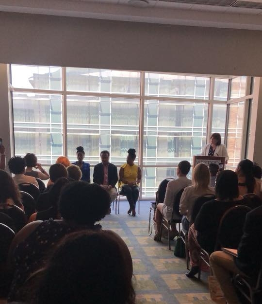 Speaking at Women's Empower Expo in DC