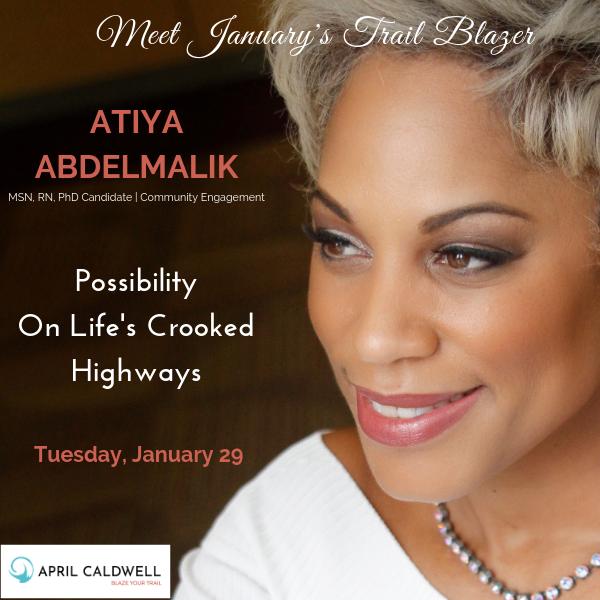 Atiya Abdelmalik Trail Blazer