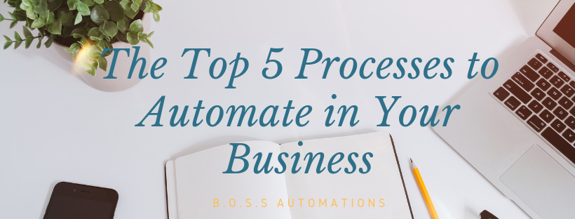 Automate Your Businnes