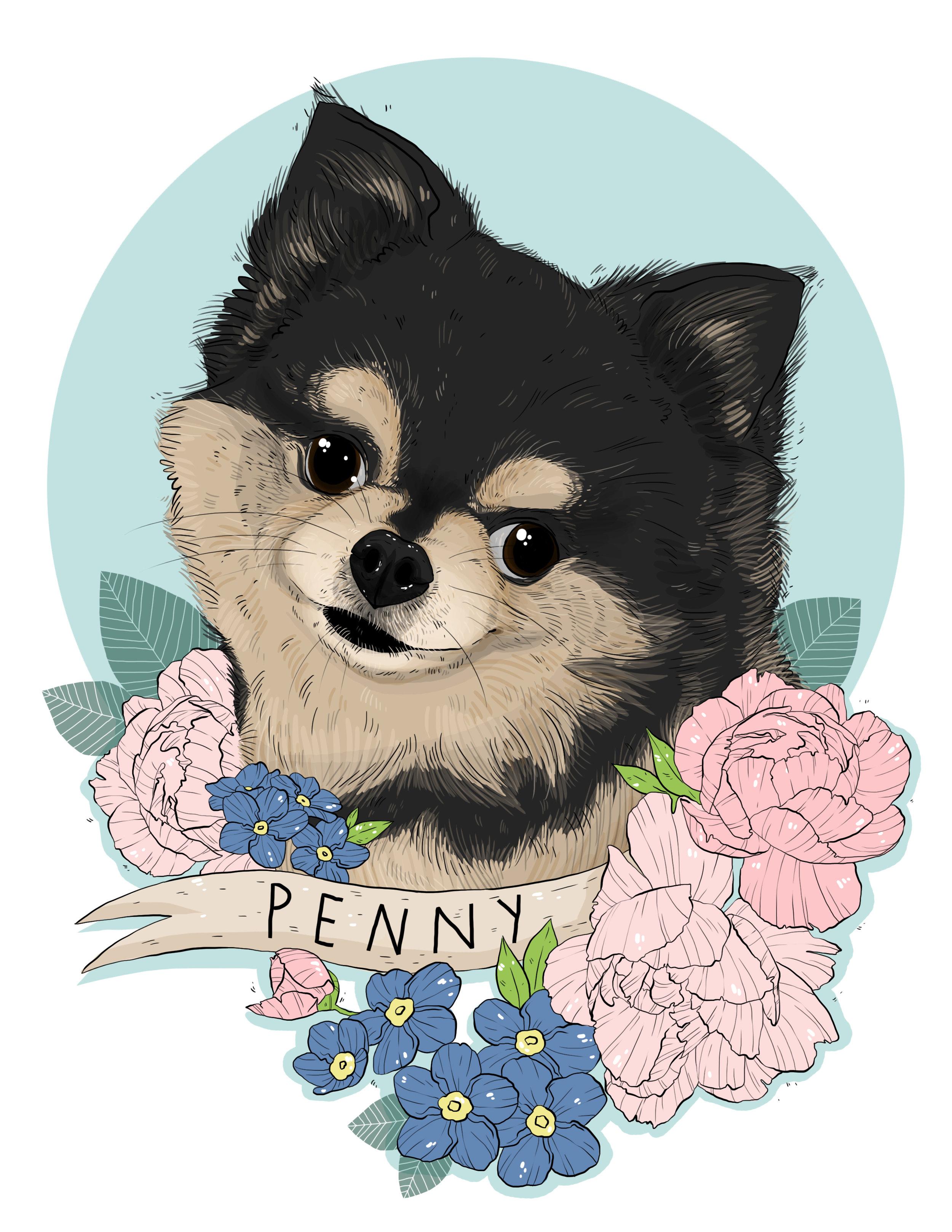 Penny 4 Ciara