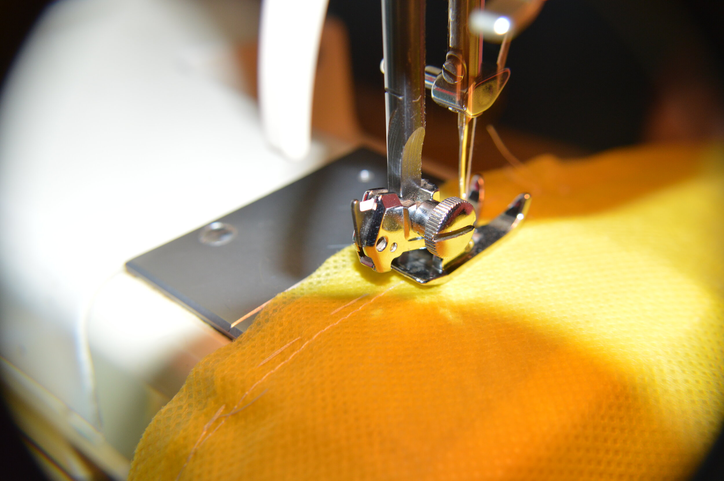 Adult Sewing Lessons -