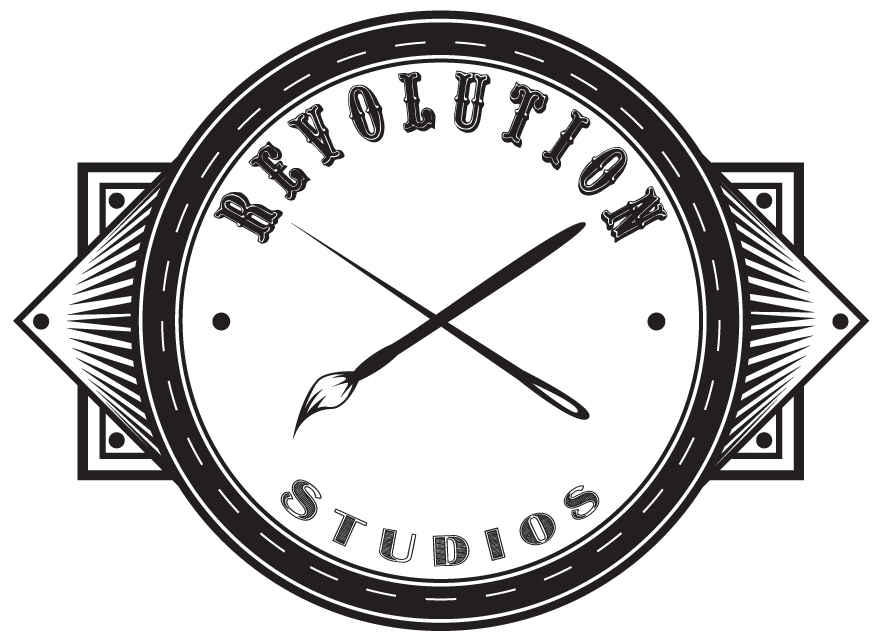 - Revolution Studios is an arts, crafts, and sewing education studio for all ages and experience levels.We offer military sewing, embroidery, alteration, and custom sewing services.Check out our classes and come create with us!