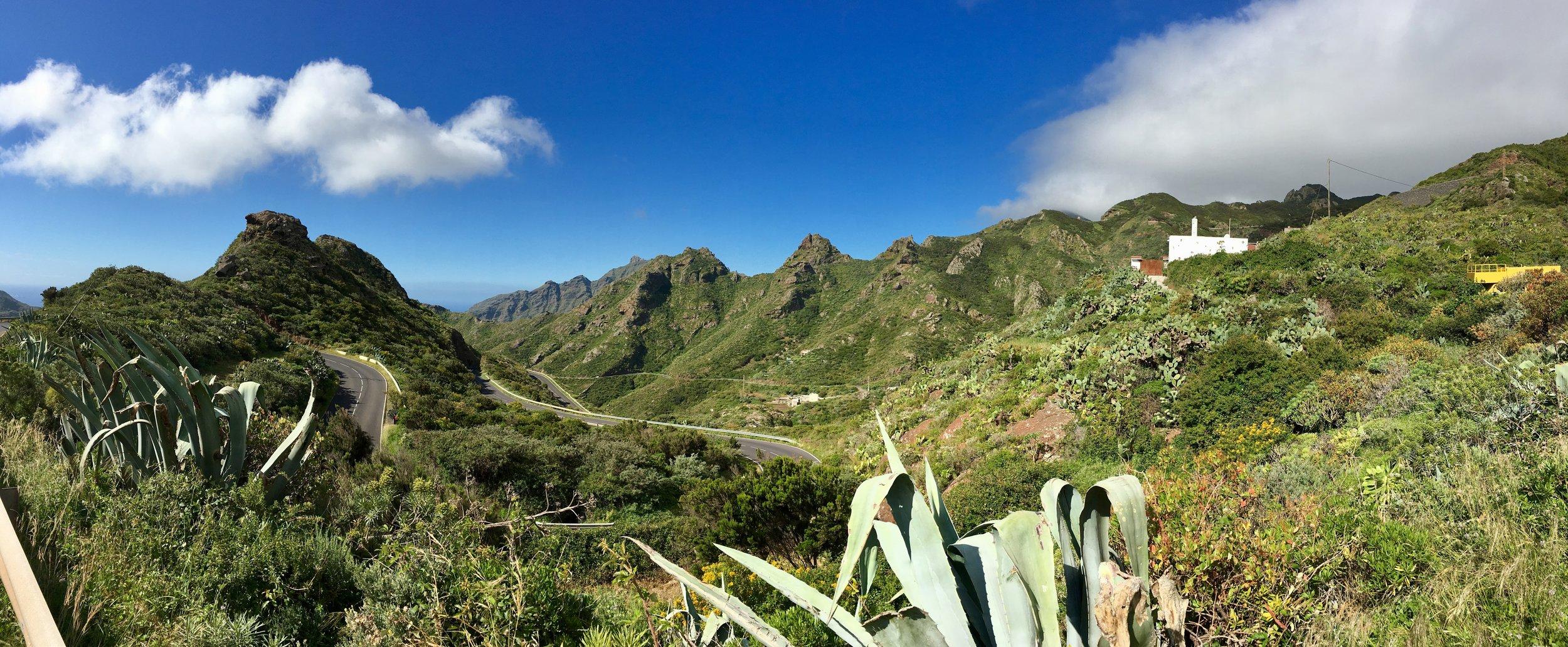 Anaga National Park