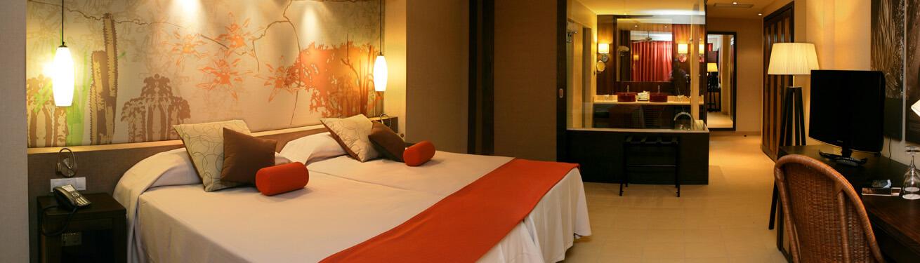 Room at the San Blas Hotel