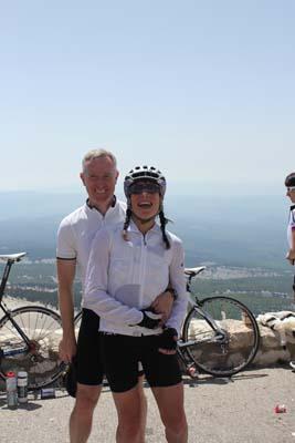 Bespoke cycling charity ride
