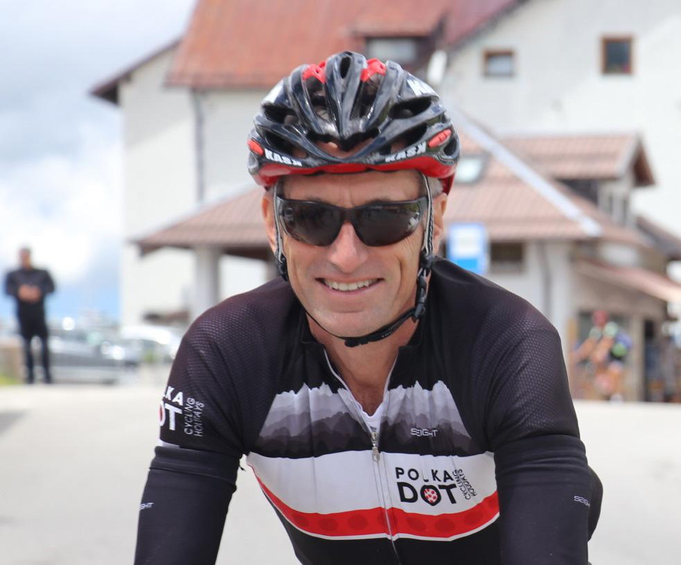 Stuart Caldicott - Founder