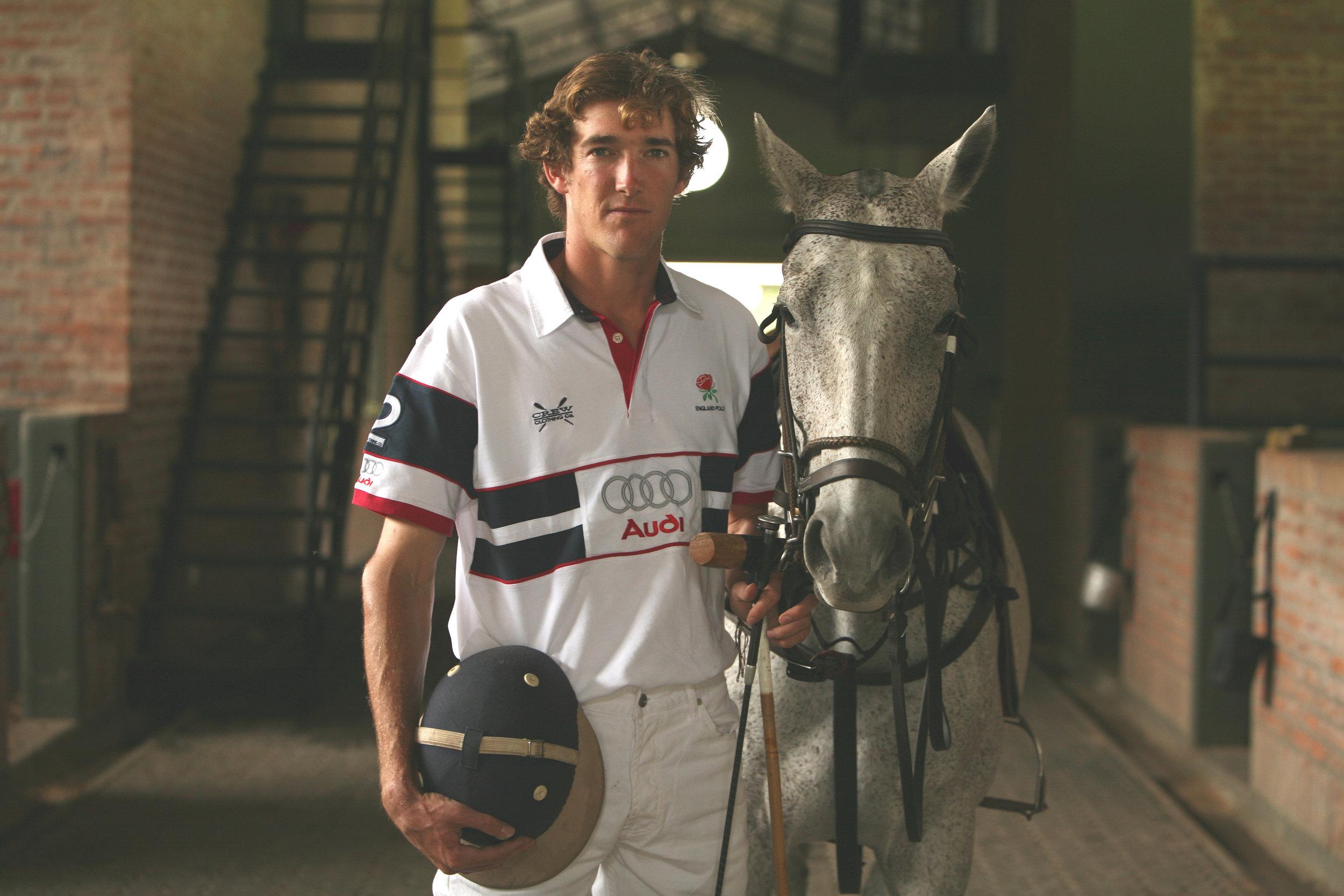 Argentina - England Polo, Audi, GQ magazine.
