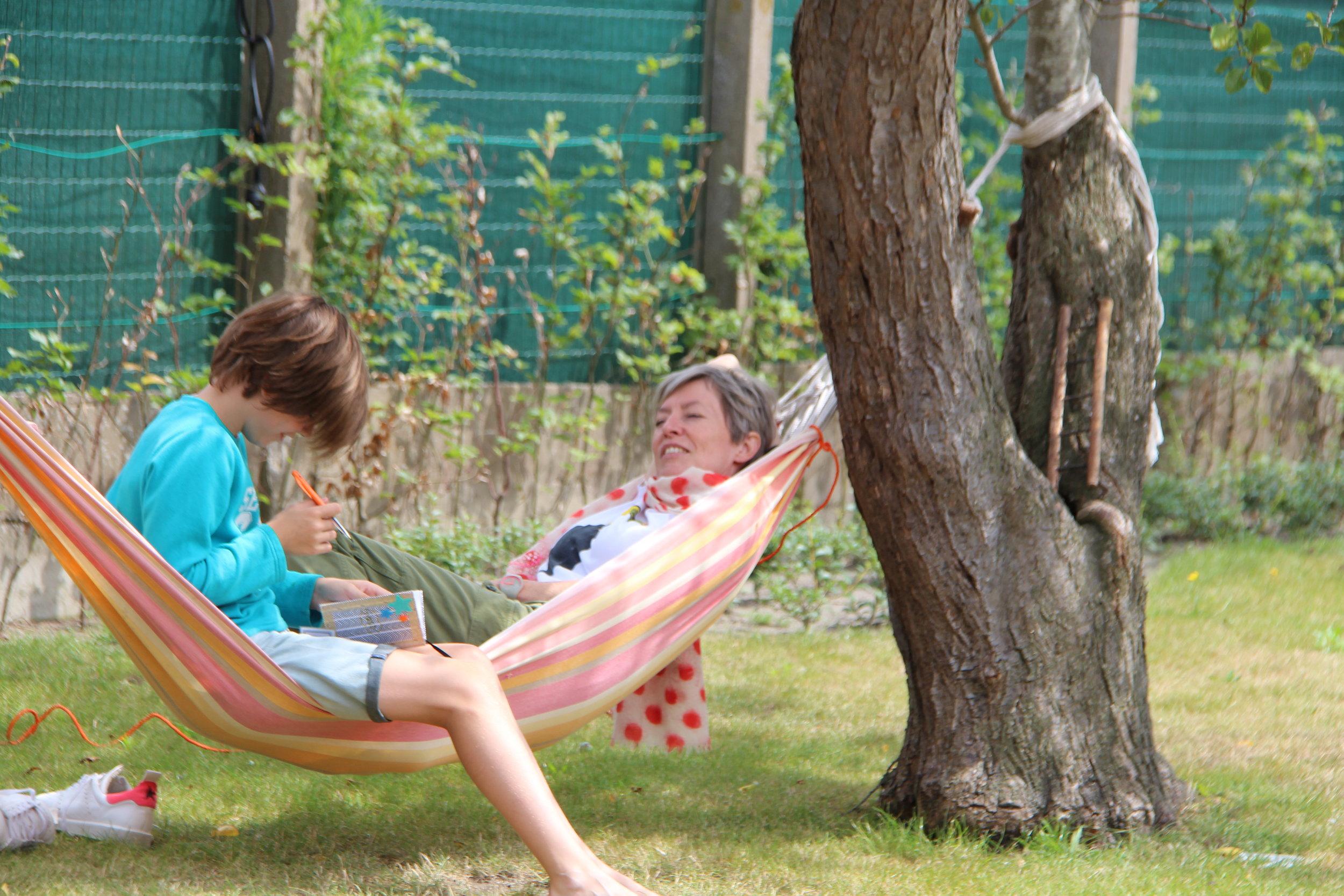 Ouder & Kind kamp -