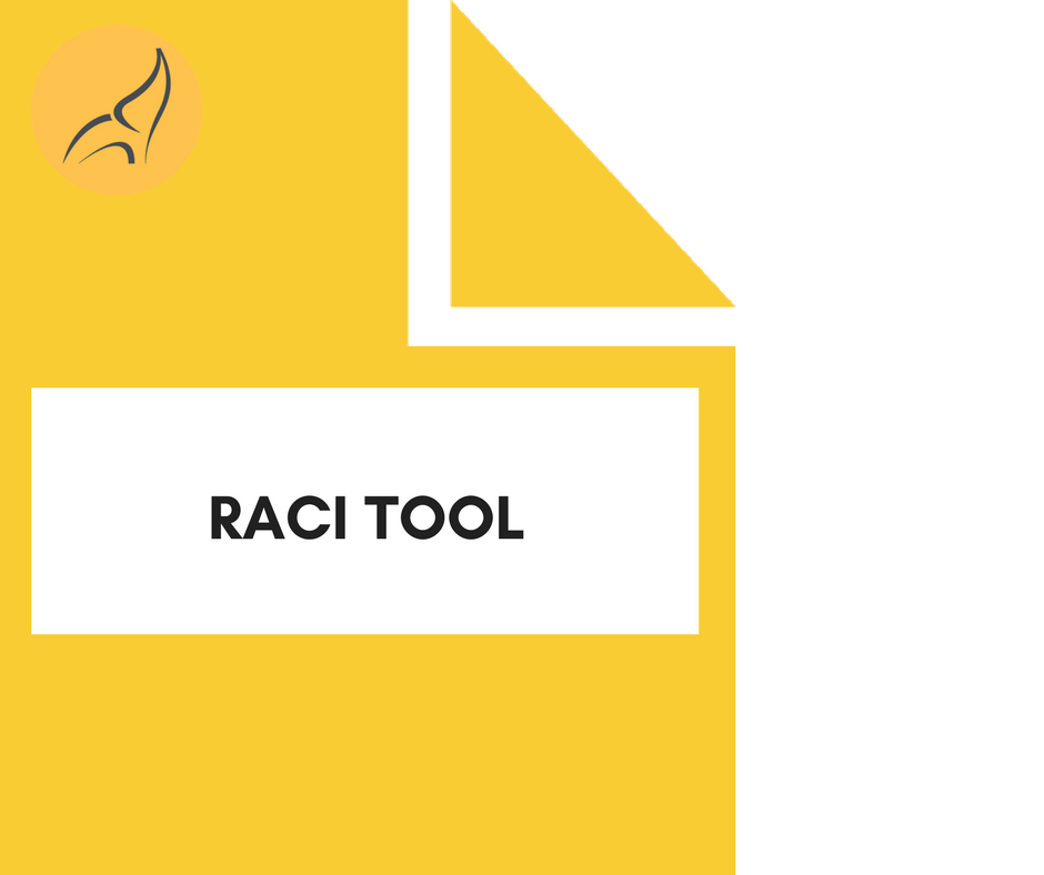 Raci Tool Template   Facilitates roles and responsibilities allocation in the team.