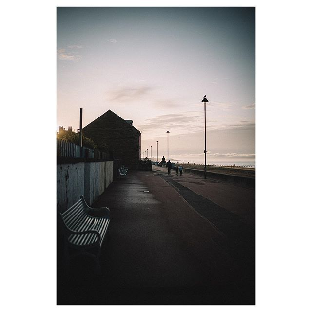 Portobello sundown. - - #scotland #edinburgh #lonelyplanettraveller #ig_photooftheday #sonyalpha #portobello #worsfold #streets_vision #travelblogger #bestplacetogo #cornersofmyworld #travelphotography #visualsoflife #bravogreatphoto #alphacollective #cinematic #instapic #wildlifephotography #instagood #postcardsfromtheworld #travellingthroughtheworld #wanderlust #travelblogger #huffposttravel #theslowdowncollective #beautifulplaces #brandphotography #TravelAwesome #beachlife #vsco