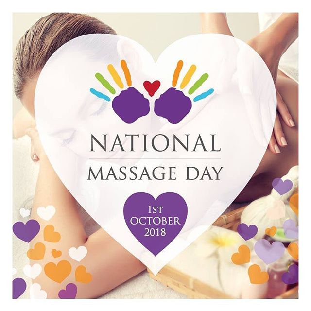 This should be every day!! #nationalmassageday #massagemonday #massage #bookinforamassage #sportsmassage #deeptissuemassage #therapeuticmassage #ksmtherapies #kent #bromley