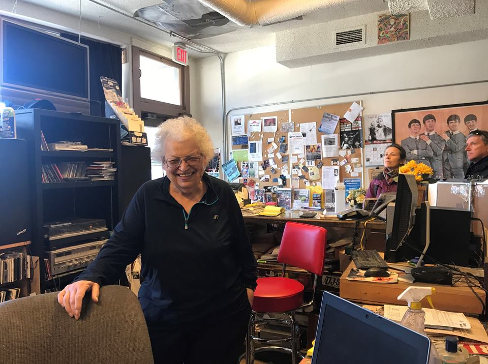 Val Camilletti, the owner of Val's Halla Records in Oak Park died this week. She was 78. Val spent more than 50 years in the music business and was a fixture of music in Chicago