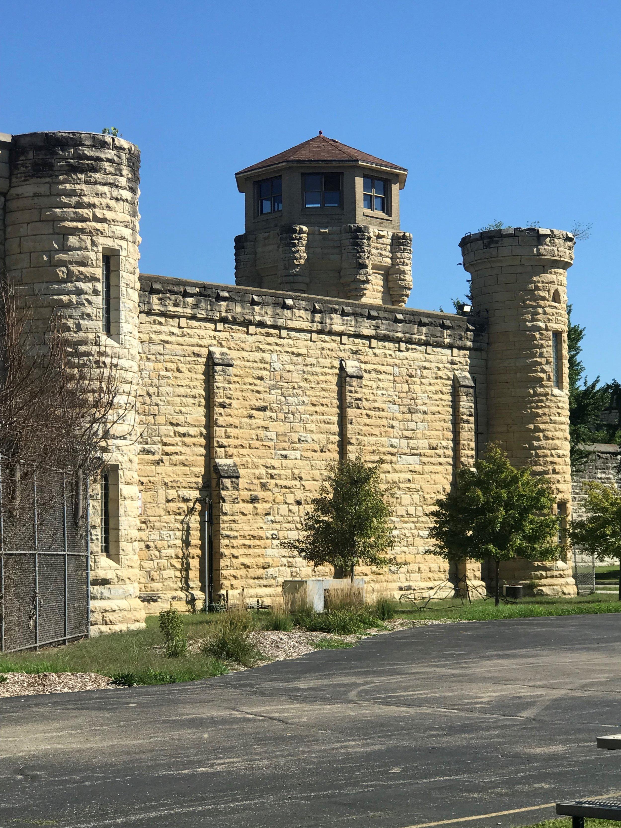 The Joliet Area Historical Museum is taking people inside castle like stone walls of the Joliet Prison