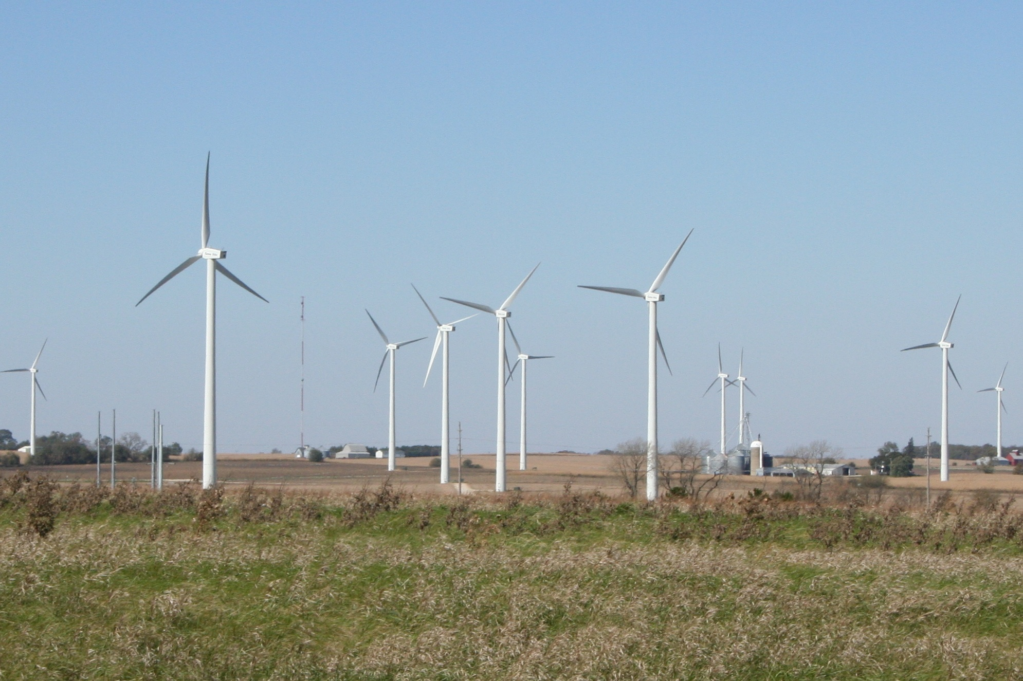 Wind power generation facilities were among the first renewable energy resources developed in Illinois