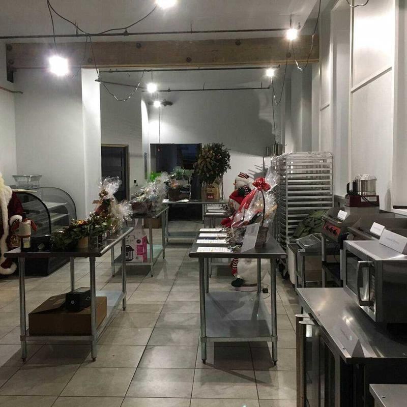 A look inside Freeport's Pretzel City Kitchens, the community kitchen gives students and start-up businesses access to a full commercial kitchen.