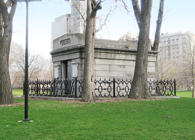 Uncovering the story behind the Couch tomb was the impetus for Pamela Bannos to find the Hidden Truths about Chicago's Lincoln Park