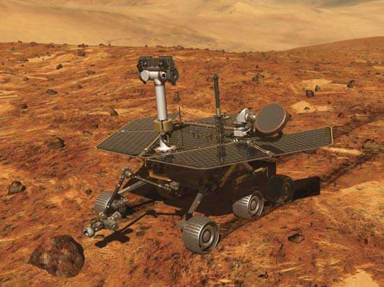 The Mars rover Opportunity stopped responding to communication from NASA, a massive dust storm likely coated the rover's solar panels and ended its ability to generate power
