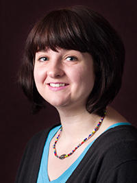 Illinois Public Radio reporter Rachel Otwell