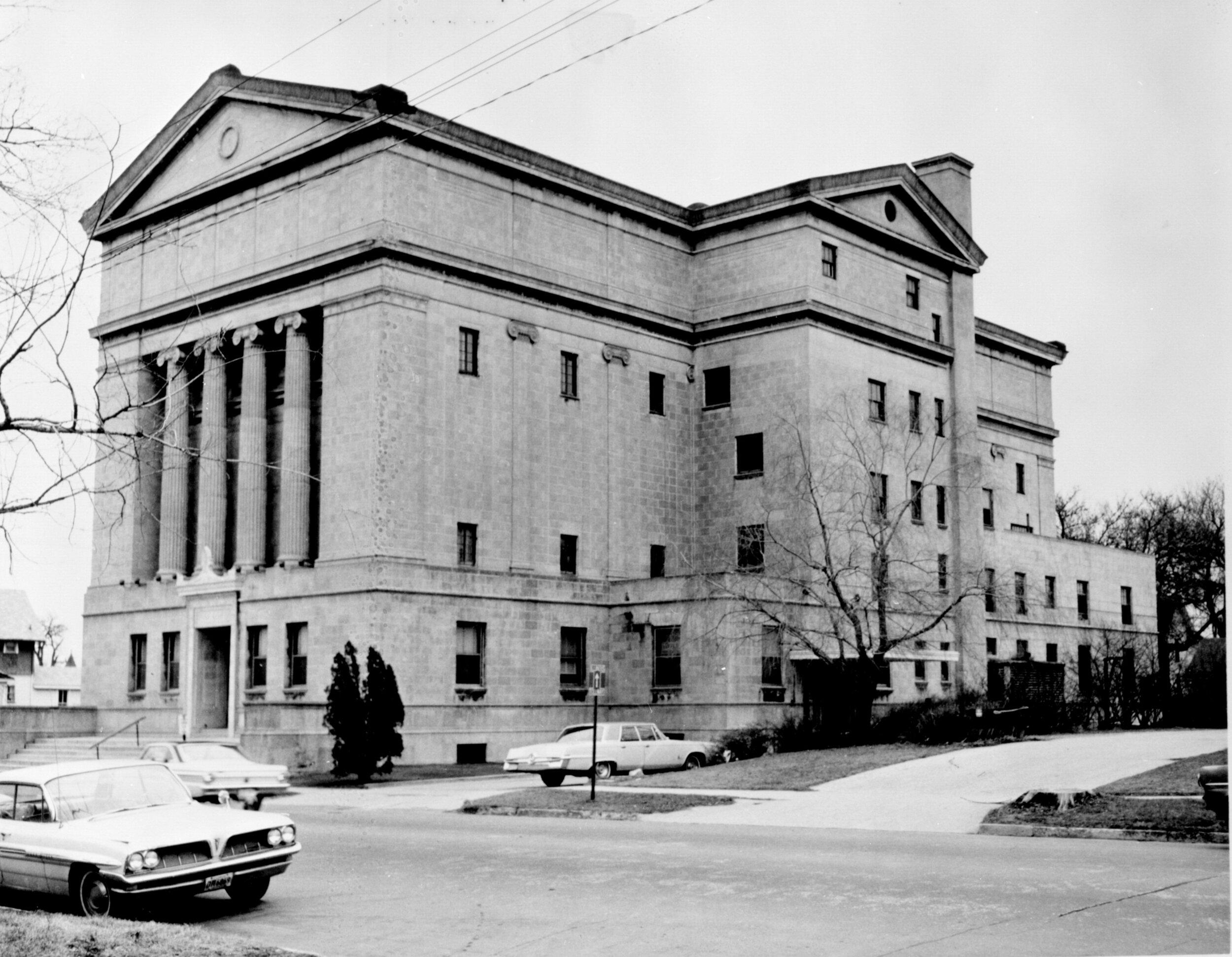Aurora Masonic Temple (photo courtesy of the Aurora Historical Society)