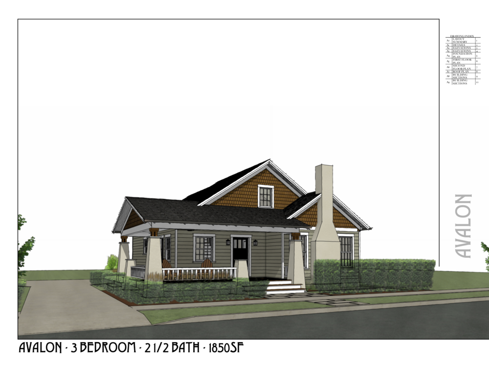 Sample House Plan Set Old Village Collection Traditional House Plans And Home Designs