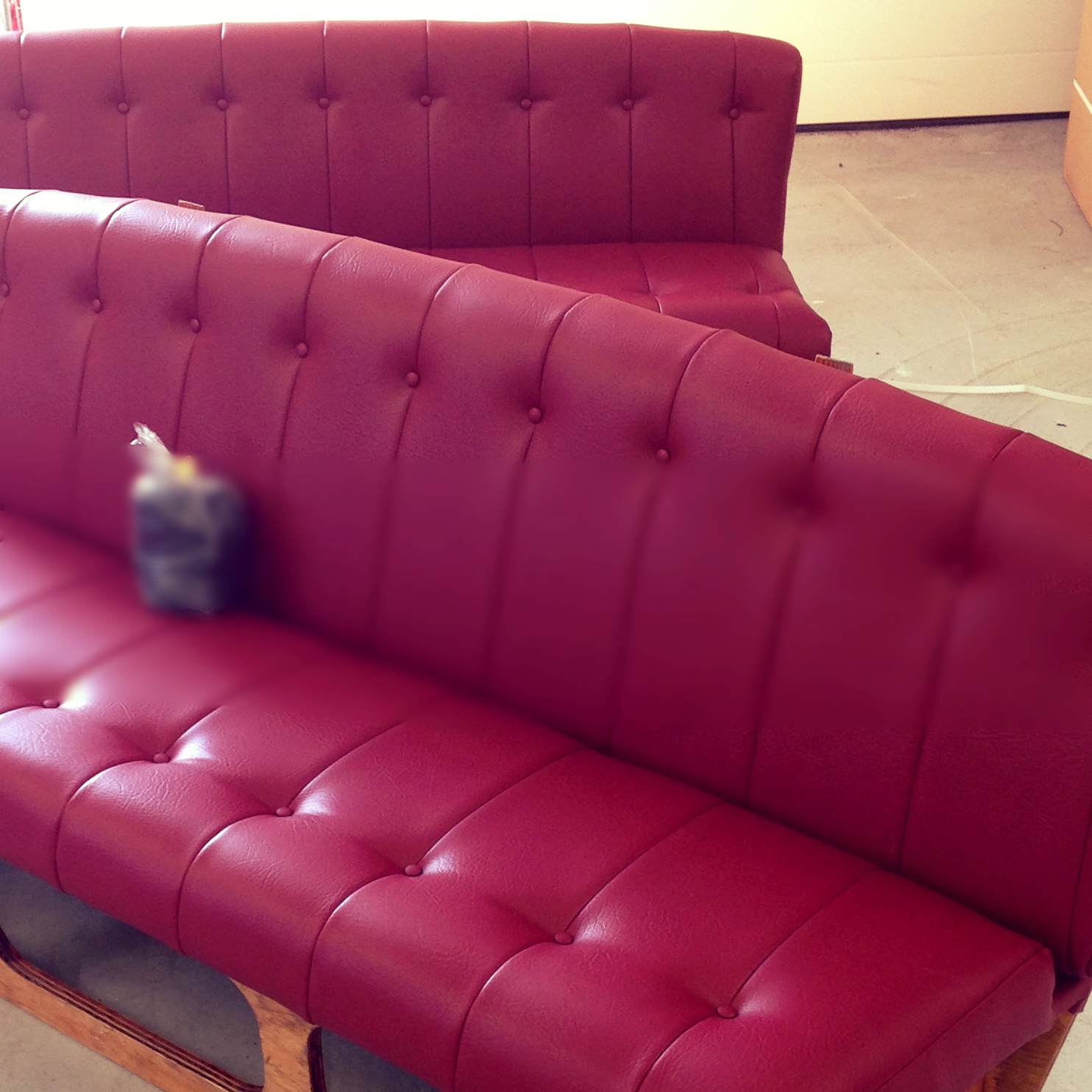 reupholstery - gallery
