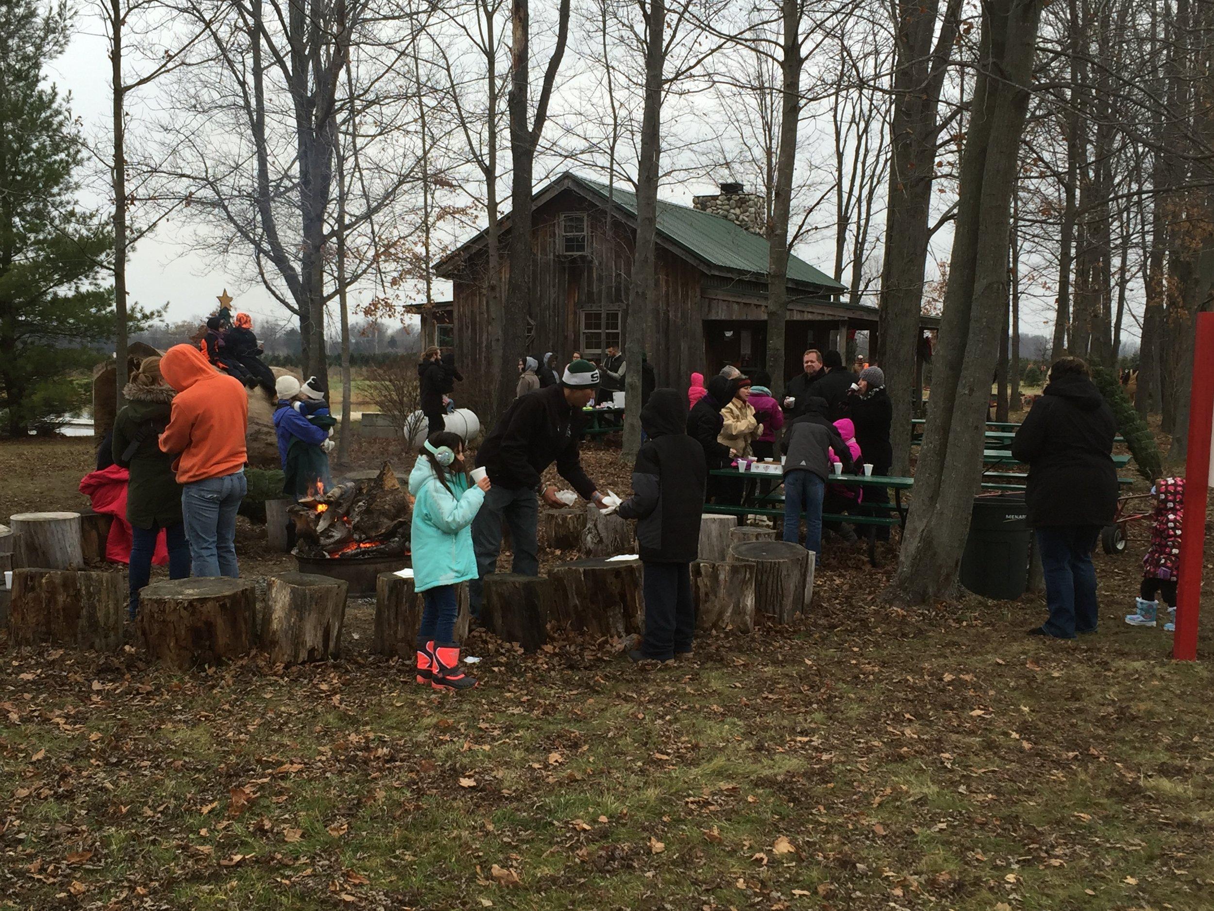 FUN WITH FAMILY & FRIENDS - HAYRIDES & OUTINGS