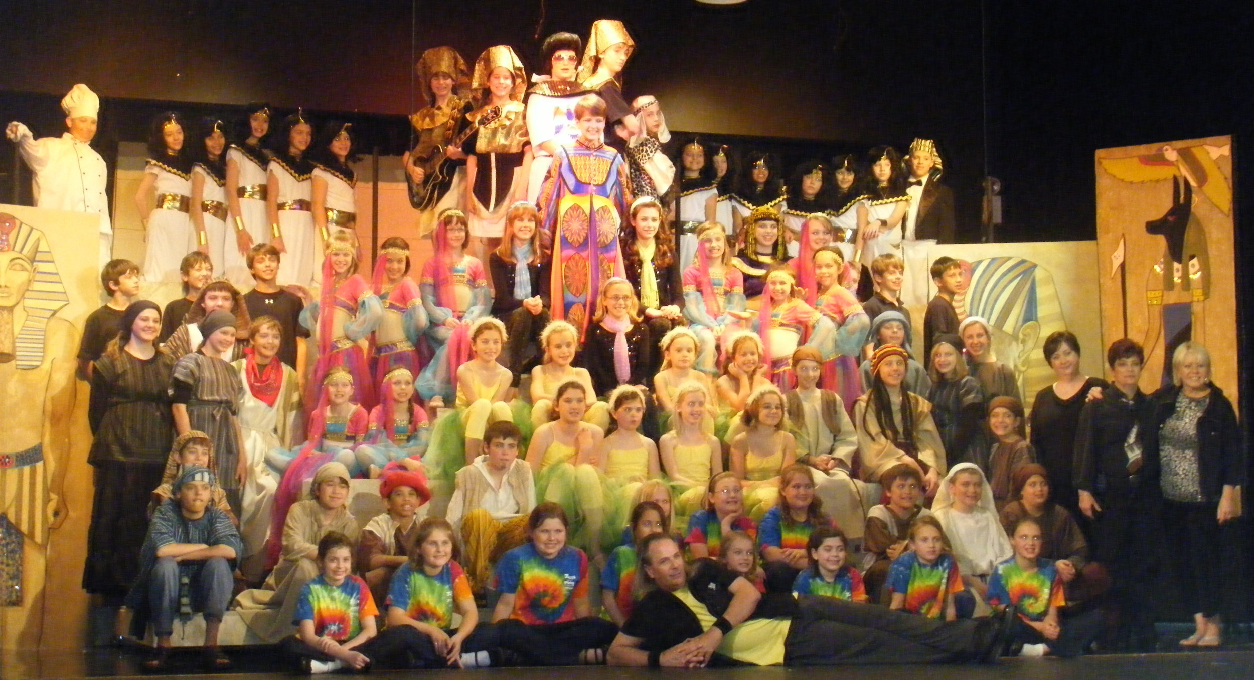 Joseph & the Amazing Technicolor Dreamcoat, Spring 2009
