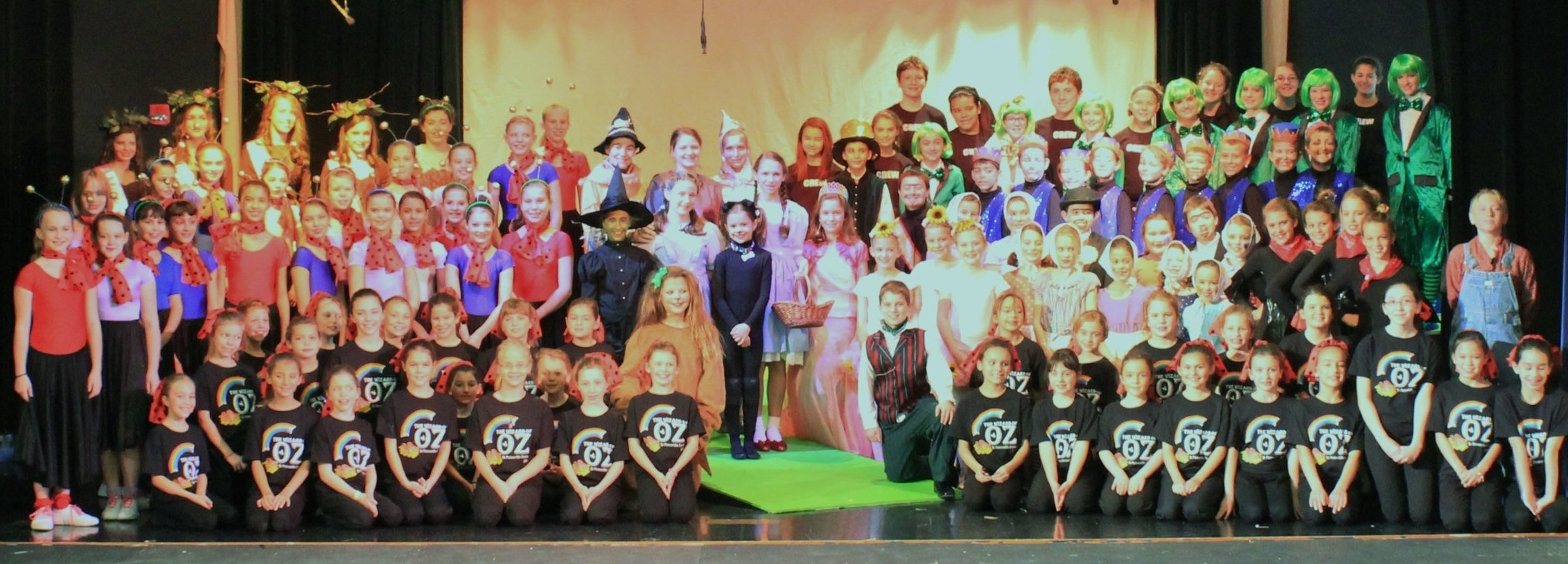 Wizard of Oz, Fall 2013