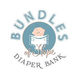 Bundles of Hope purchases diapers at a substantial discount as members of the Community Diaper Program with Jet.com