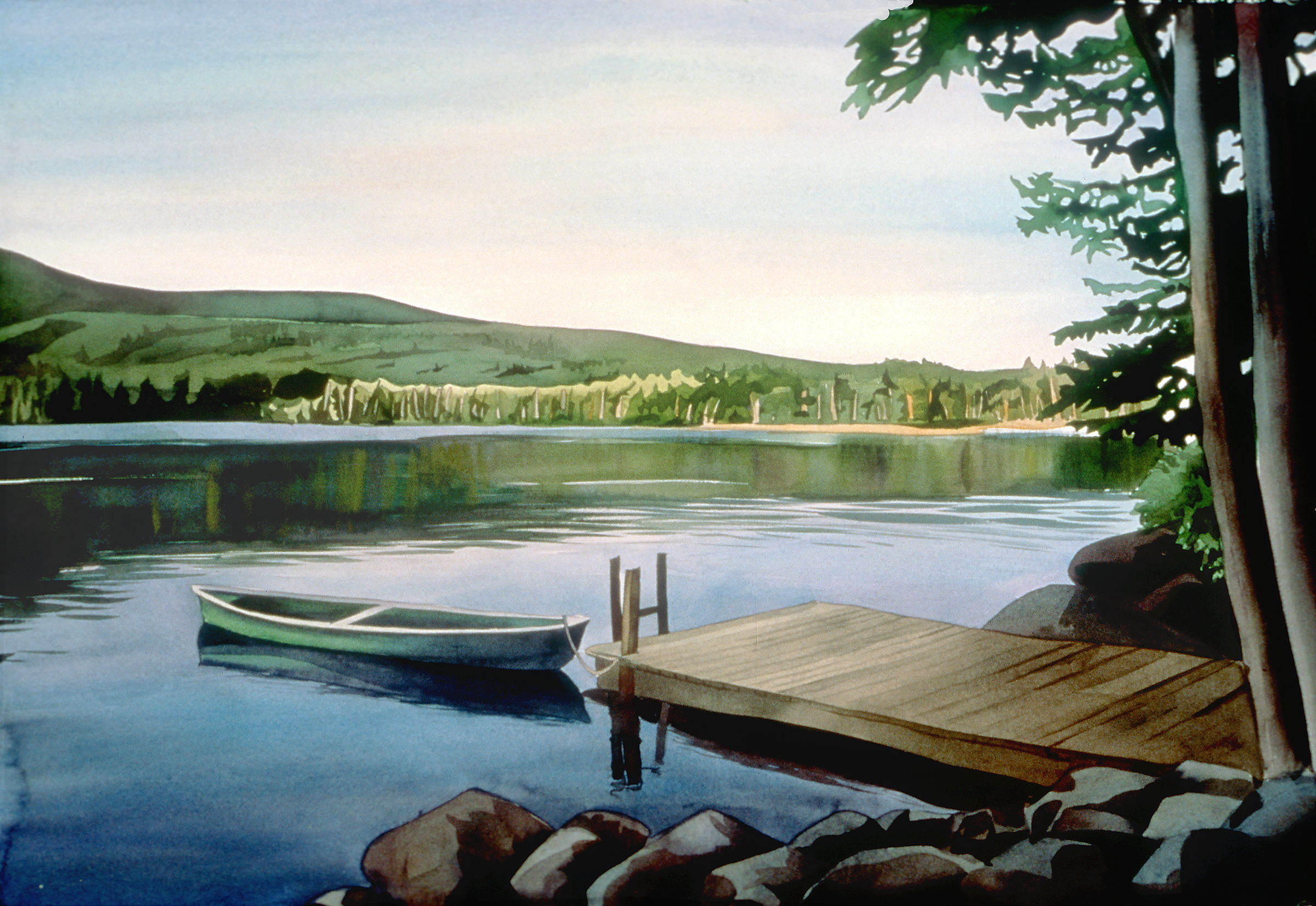 Mountainview Lake