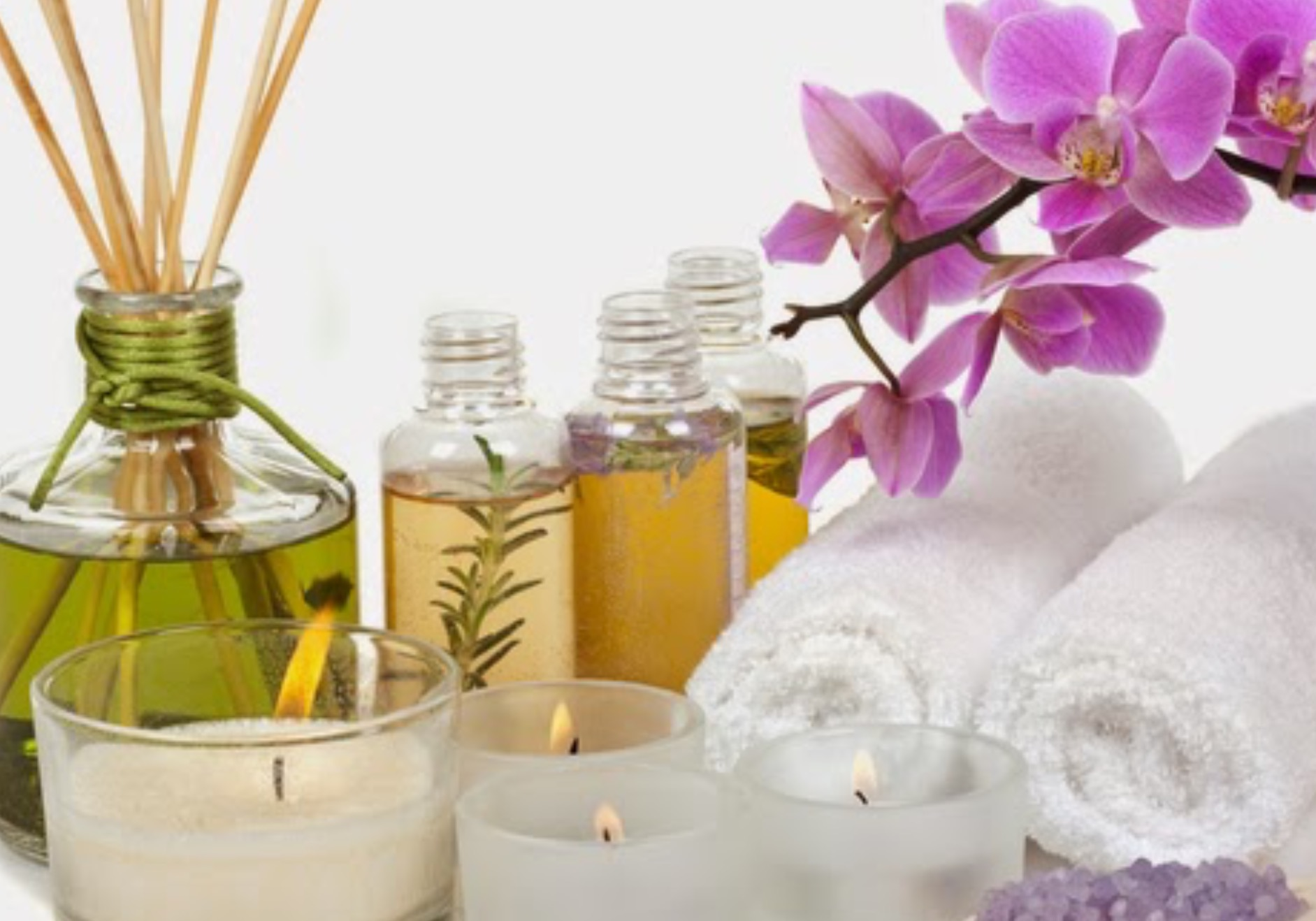 Essential oils to cure and relax