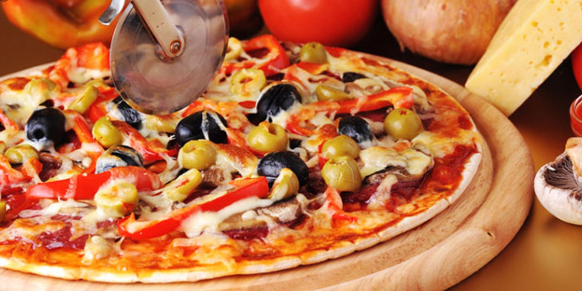 Pizza: IBS nightmare