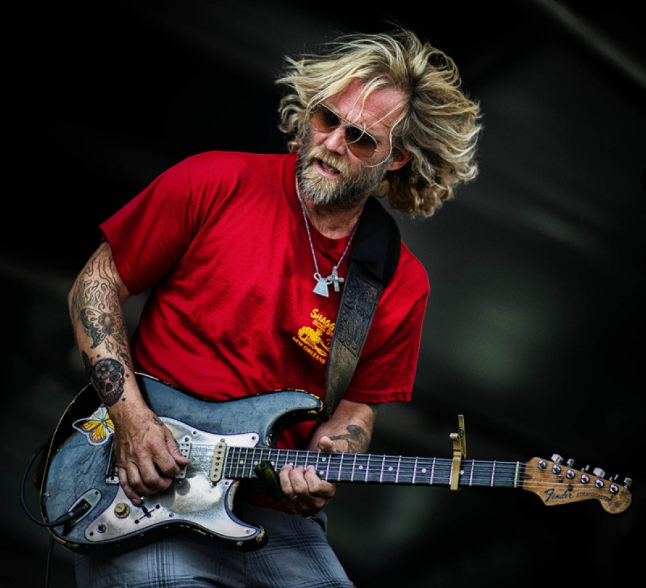 Lucky Ones: An Anders Osborne Recollection