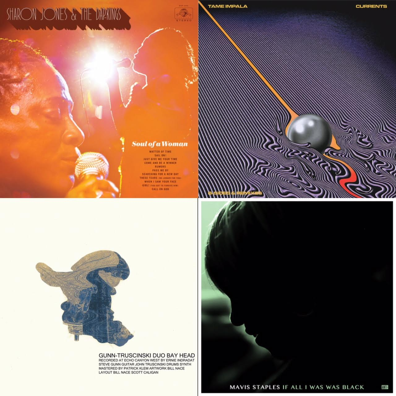 New Recommended Records!
