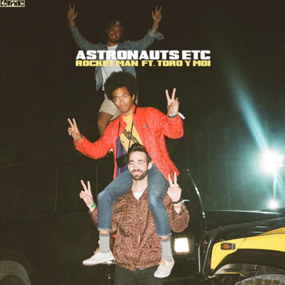 Stream Astronauts Etc + Toto Y Moi - Rocket Man
