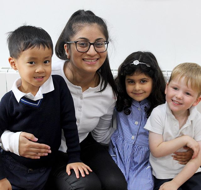 How time flies! We loved seeing Shakira Hussain (Class of 2009) this week! Shakira is currently at Alderley Edge School for Girl and wants to become a family lawyer.