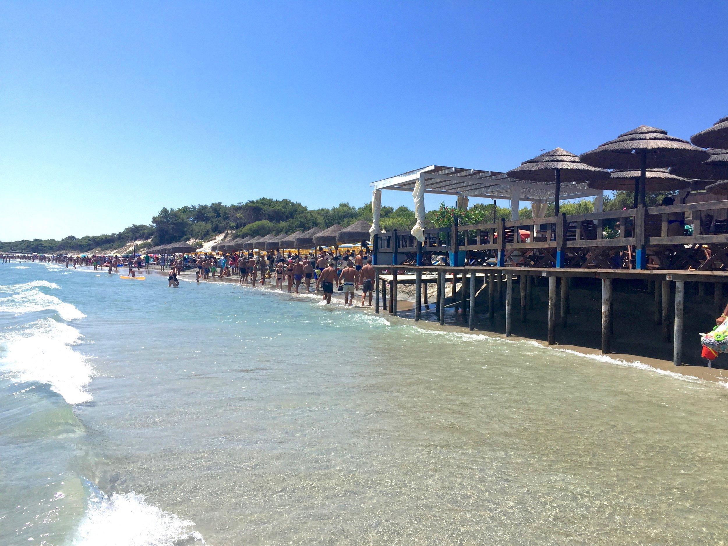 alimini beach