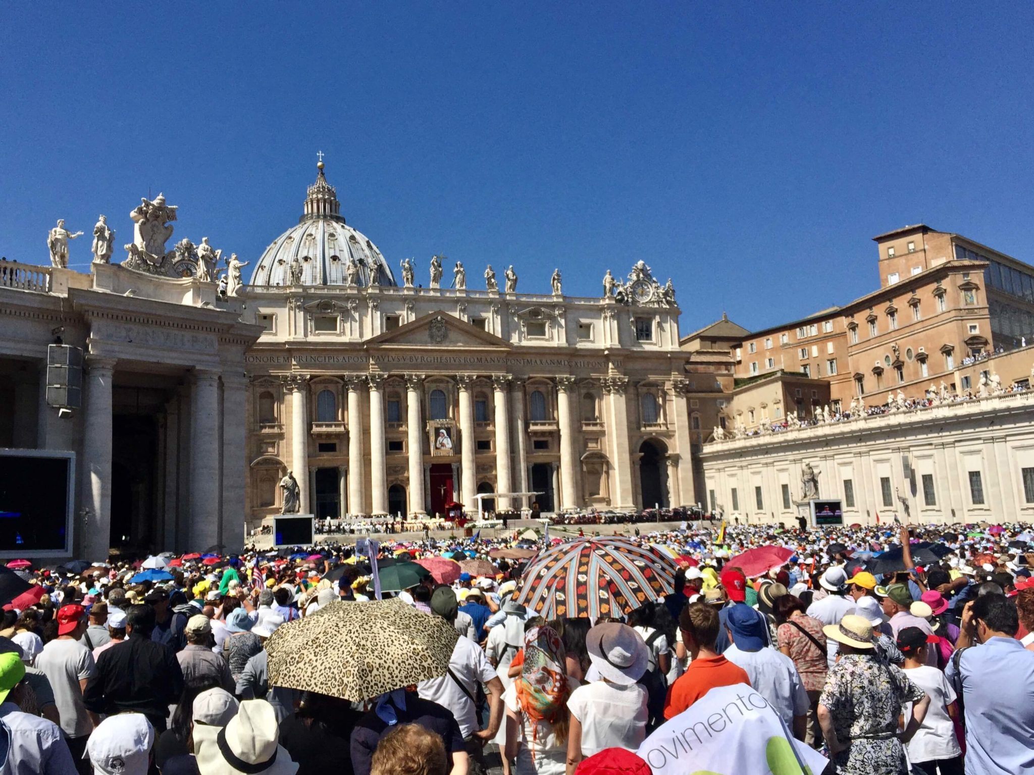 easter in rome